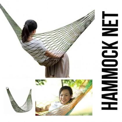 Camping Hiking Hammock Nett (Hammock Jaring)