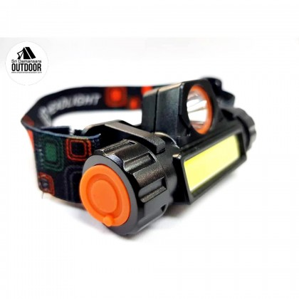 Rechargeable High Power Camping Hiking Headlamp 101