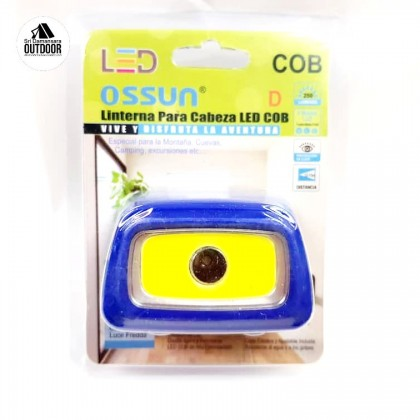 OSSUN LED COB Camping Hiking Headlamp