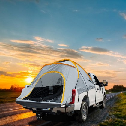 Pickup Truck Tail Tent Wilderness Camping Car Tent Leisure Fishing Tent Outdoor Camping Car Tent